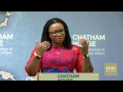 Charlotte Osei's speech at the Royal Institute of International Affairs in the United Kingdom