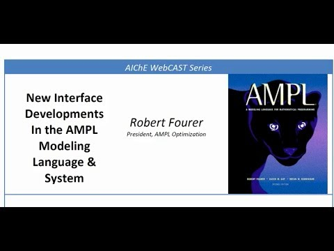 New Interface Developments in AMPL