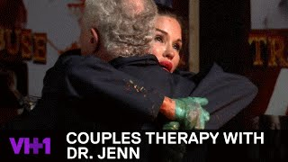 Couples Therapy With Dr. Jenn | The Couples Get Physical to Release Anger from Their Past | VH1