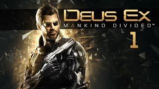 Rasizm wszczepowy   Deus Ex: Rozłam Ludzkości [#1]