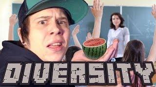 ALIMENTA MAS UNA PATATA QUE UN MELON? | Minecraft Diversity