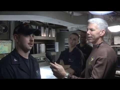 USS Carl Vinson (CVN 70) on the Deckplates - Episode 3