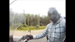 Из Москвы в Черногорию на Мотоцикле Часть 1 Москва-Вена(В июле 2013 года мы с Племянником отправились в Черногорию на Suzuki Skywave 400, куда отправили наши семьи самолетом...., 2013-10-27T14:08:38.000Z)