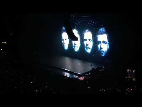 Westlife - Hello My Love Live Birmingham, UK. 23/6/19