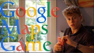 Google Maps Game | Bullitain Free HD Video