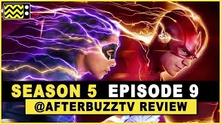 The Flash Season 5 Episode 9 Review & After Show