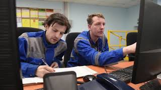 NLMK guruhi issiq yangi turbinali bir generator № 5 test boshladi