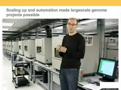 Jonathan Weissman (UCSF/HHMI): DNA Sequencing
