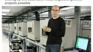 jonathan weissman ucsf hhmi dna sequencing