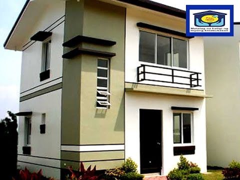 Lysa model house