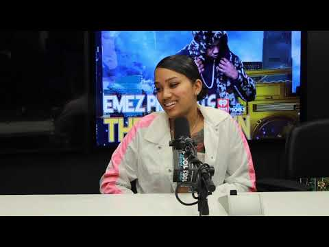 EmEz - Cryssy Bandz On Linking With A Boogie, Acting Alongside Tahiry & More!