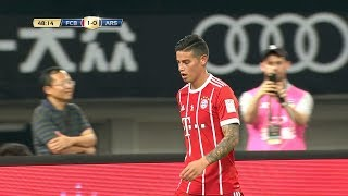 James Rodriguez vs Arsenal (Pre-Season) 19/07/2017 HD 1080i