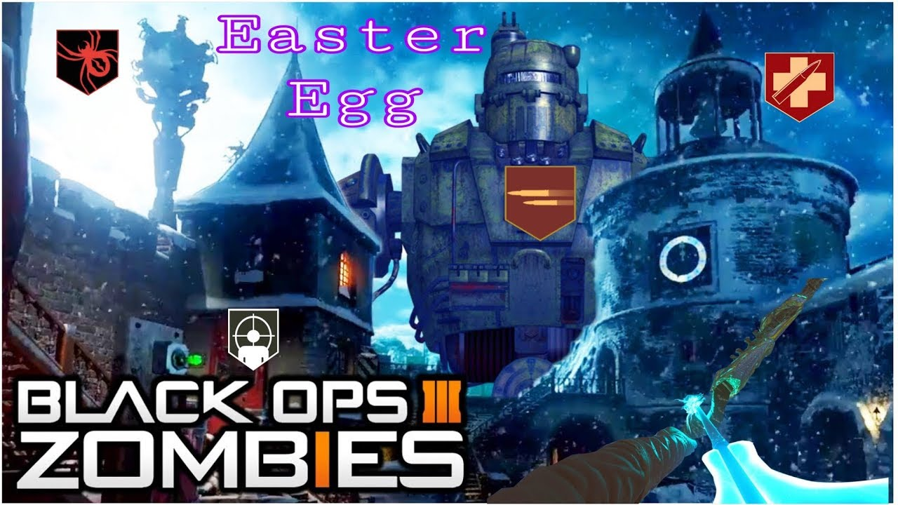 Der Eisendrache Easter Egg with Suspexzzz(Sorry guys i have been drinking)