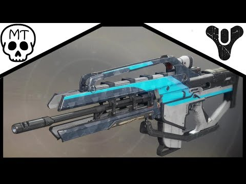 BrayTech Winter Wolf  Auto Rifle  Great Looks and Good Perks  Destiny 2 Warmind