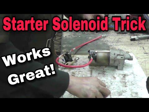HowTo Fix A Starter Solenoid  With Taryl  Kohler, Briggs, Kawasaki, Honda  YouTube