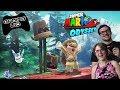 Flowers & Weeds!! (Super Mario Odyssey Gaming Vid)