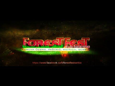 Forest Fest 2016 - Psytrance Festival Music Video