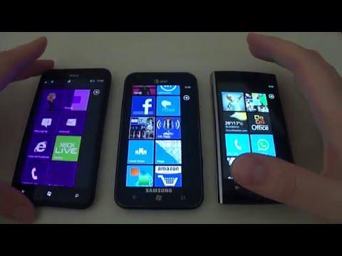 Análise Samsung Focus S