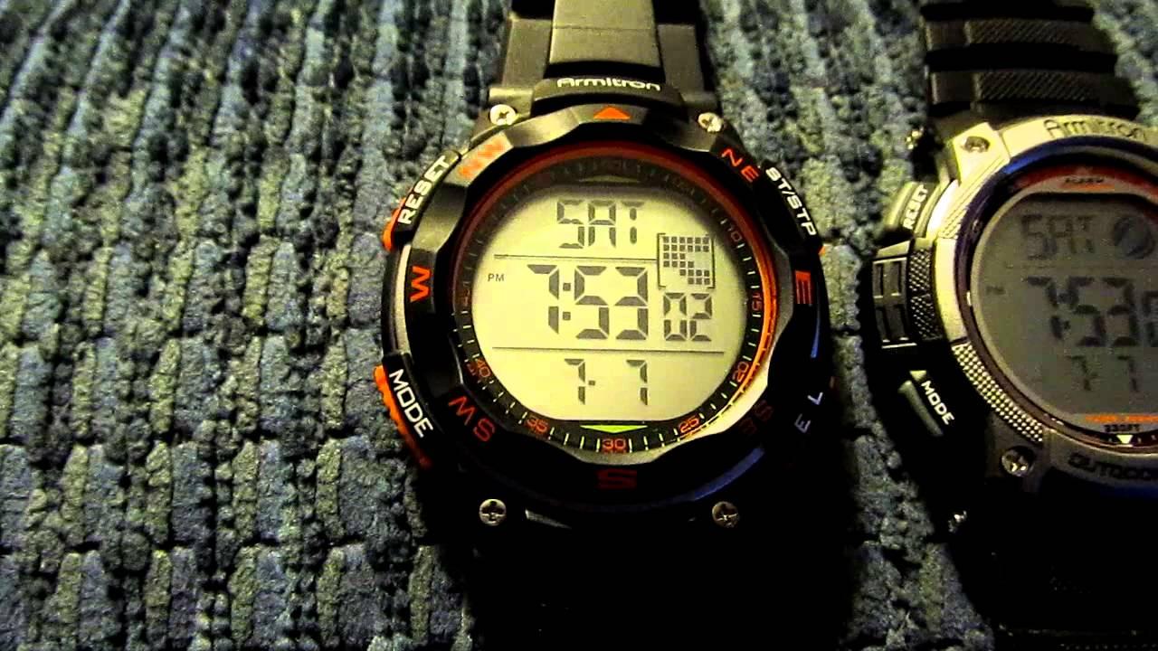 armitron all sport watches