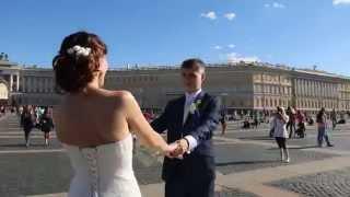 Свадебное видео Дугины 15.08.15 Санкт-Петербург | СПБ 2015