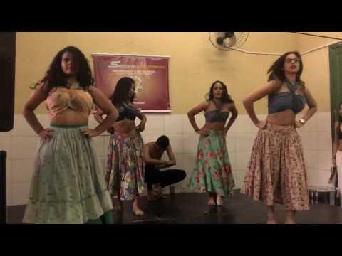 Magalenha - Dança dos Escravos (Apresentação)