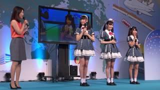 AKB48 チーム8 能登応援隊 2016年07月10日13:15 「MRO旅フェスタ2016」...