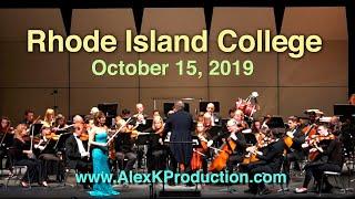 Rhode Island College • Excerpt #1