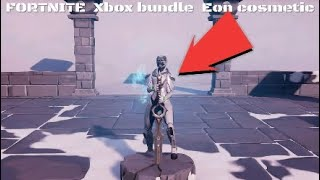 FORTNITE Xbox bundle Eon skin