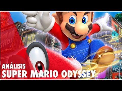 Super Mario Odyssey | Review | Análisis