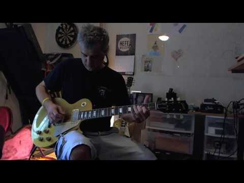 """Gibson Collector's Choice 36 """"Goldfinger"""" test1"""