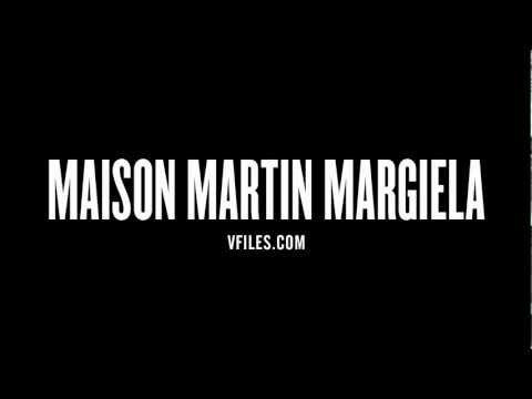 How to pronounce Maison Martin Margiela