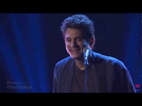John Mayer - Moving On And Getting Over (Live At IHeart Radio Theater In LA 10/24/2018)