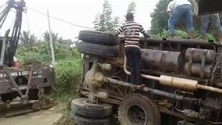 lorry accident