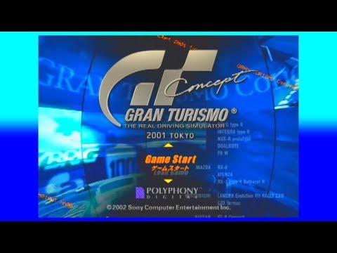 グランツーリスモ コンセプト 2001 TOKYO