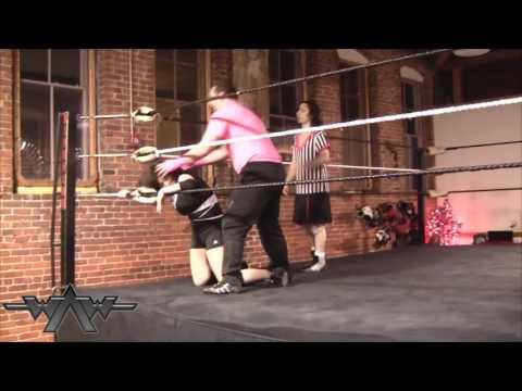 Shane White vs Psycho vs Delilah (12/19/2015) WAW Doomsday Part 3