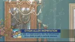 Ethan Allen Inspiration For The Designer Showcase