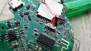 Headphone Bluetooth Wiring | Inside the headphone Bluetooth | Bluetooth repair |