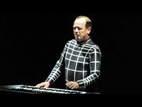 Kraftwerk - The Model (Santiago-Chile 2016)