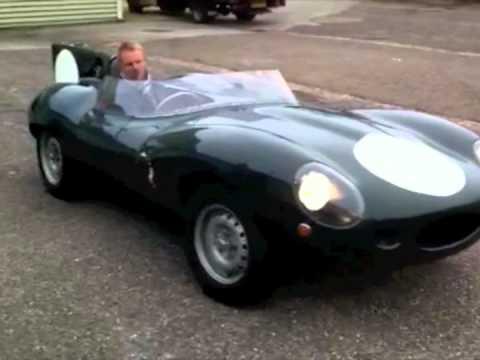 Jaguar D-Type (RAM Replica)