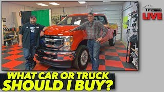 JUST ARRIVED! New 2020 Ford Super Duty 7.3L Gas V8 | Which Car or Truck Should I Buy? Ep.76 thumbnail
