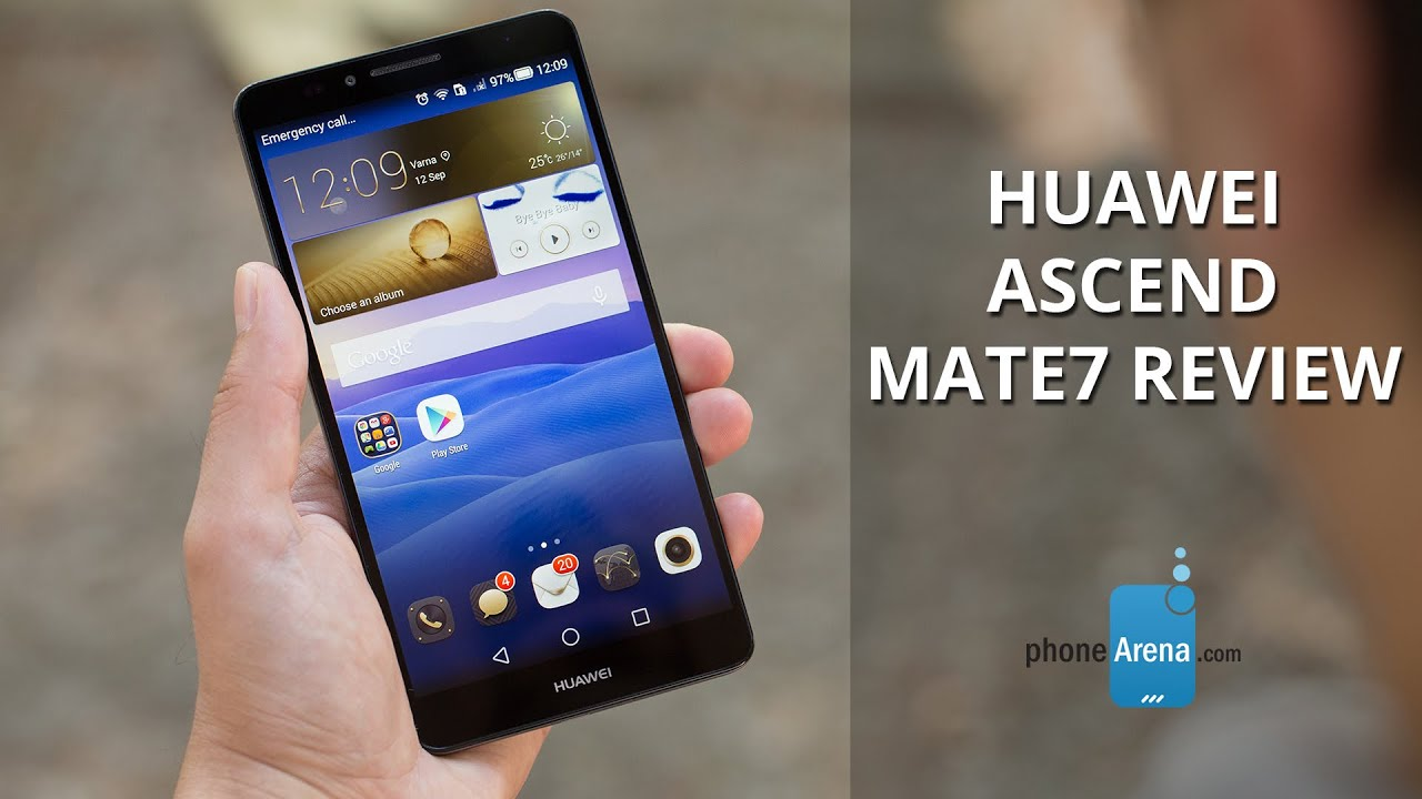 Huawei Ascend Mate7 Video clips - PhoneArena