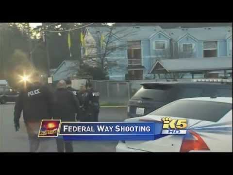 ***Five killed in Federal Way apartment shootings***
