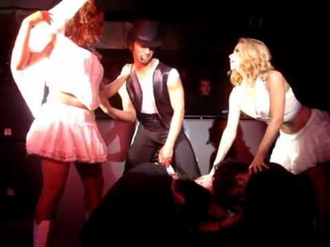Vanessa Silva, Liliana Almeida & Filipe Albuquerque - Like a Virgin & Celebration (Madonna)