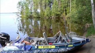 Лодка КРЫМ. Тюнинг