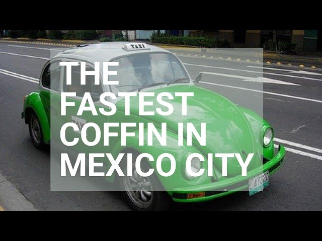 The Fastest Coffin In Mexico City