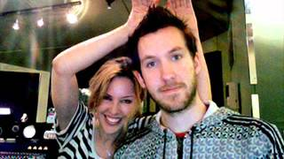 Calvin Harris & Kylie Minogue - Love Is The Drug (Roxy Music cover)