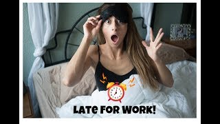 LATE FOR WORK | Comedy Sketch |