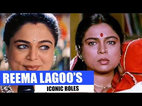 Reema Lagoo's iconic roles | Bollywood | Pinkvilla