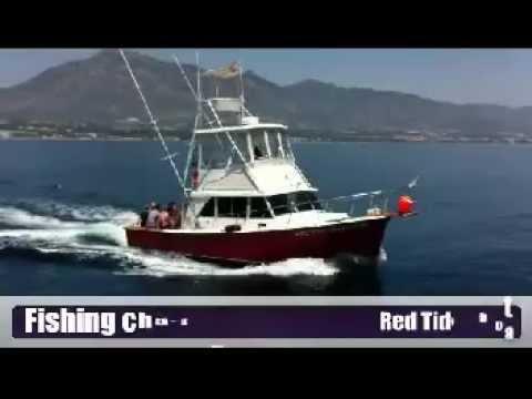 Navegando por las bovedas. Чартерная рыбалка в г. Марбелья