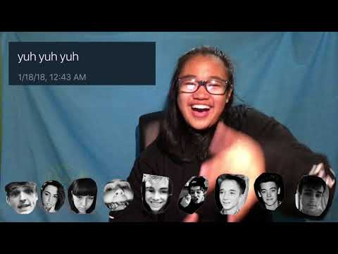Guessing Why Don't We Boys' Tweets   Hannah Fhaye streaming vf